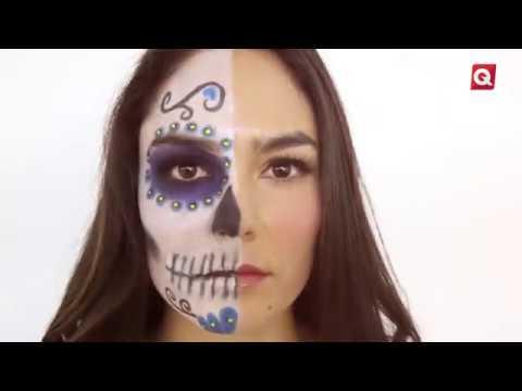SUNSET – Maquillaje para Javiera Gómez & Macarena Villasuso – 30 Octubre 2018 – #BELLEZA