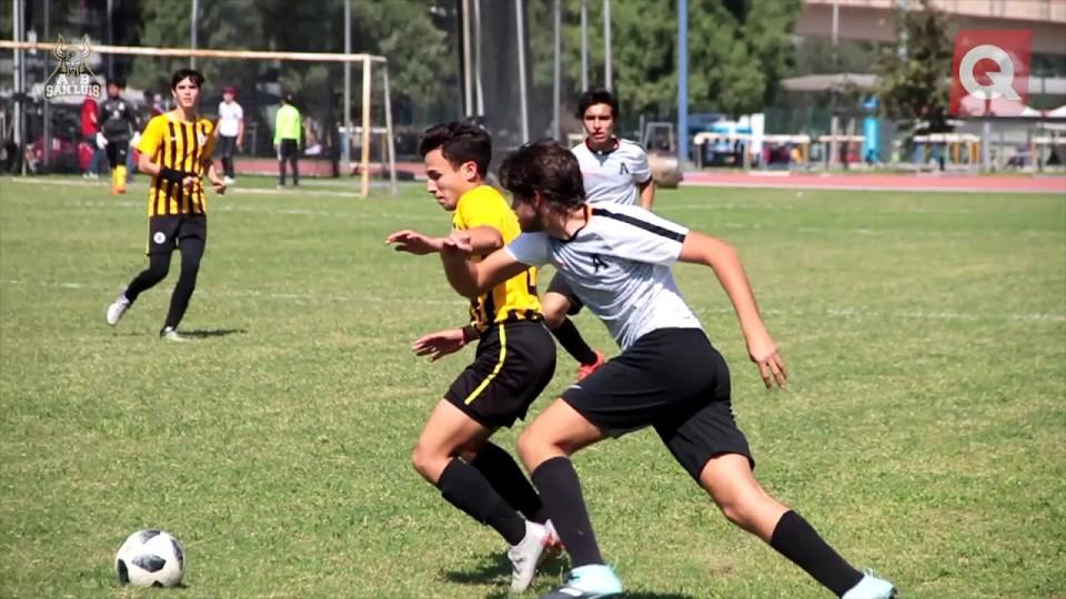 Torneo de la Amistad Soccer Prepa – 20 Noviembre 2018 -#DEPORTES