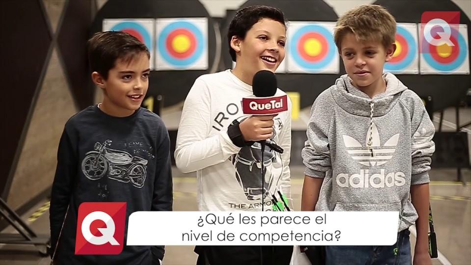 Torneo Infantil de Tiro con Arco – 20 Noviembre 2018 – #DEPORTES