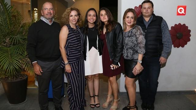XV's de Daniela Odriozola & Carolina Meade – 27 Noviembre 2018 – #SOCIALES