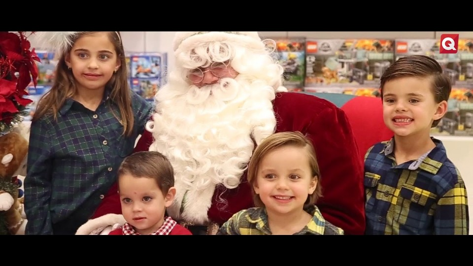 Making Of – ¡Felíz Navidad!