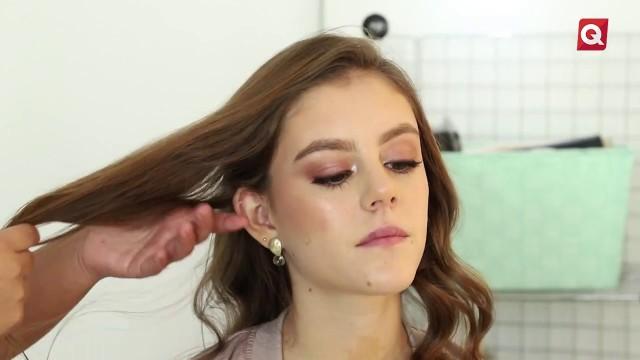 Fernanda Esquivel Make Up – Maquillaje para Pau Mebius – 15 Enero 2019 – #BELLEZA