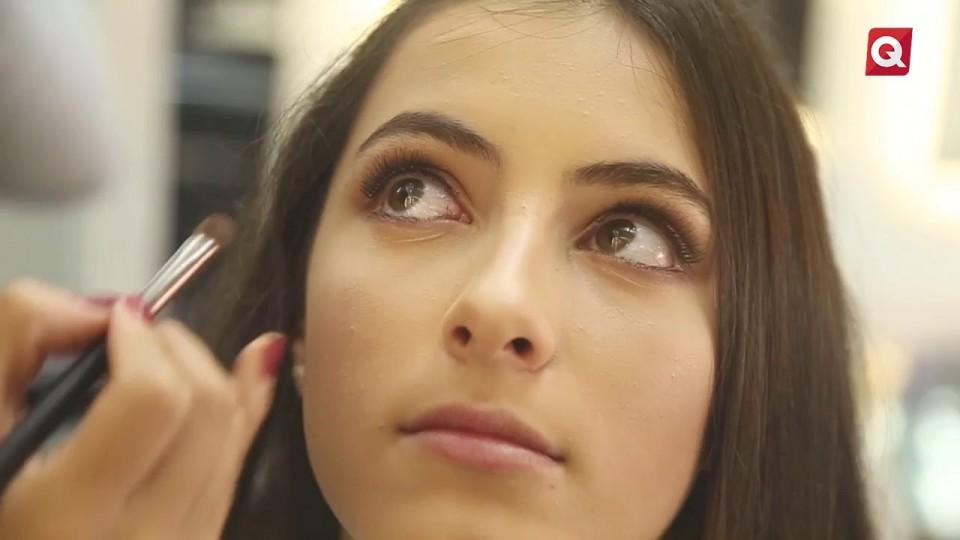 SUNSET – Maquillaje para Marina Nieto – 22 Enero 2019 – #BELLEZA