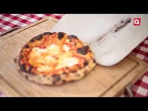 Pizza Artesanal por Cristy & Memo Pizzuto – 5 Febrero 2019 – #COCINA