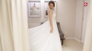 Vestidos de boda by Aire Barcelona – 12 Febrero 2019 – #MODA