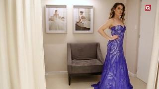 Vestidos de noche by Aire Barcelona  – 12 Febrero 2019 – #MODA