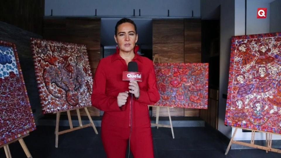 Isabel Garfias – 12 Marzo 2019 – #ARTE