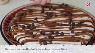 Cheesecake de oreo por Paola Córdova – 2 Abril 2019 – #COCINA