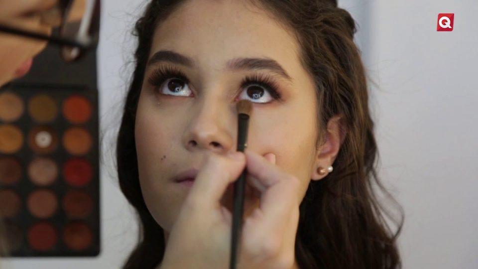 Fer Esquivel maquillaje para Isa Armendáriz – 28 Mayo 2019 – #BELLEZA