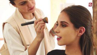 Natalia Leal maquillaje para Vale Navarro – 7 Mayo 2019 – #BELLEZA