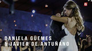 Boda de Daniela Güemes & Javier de Antuñano