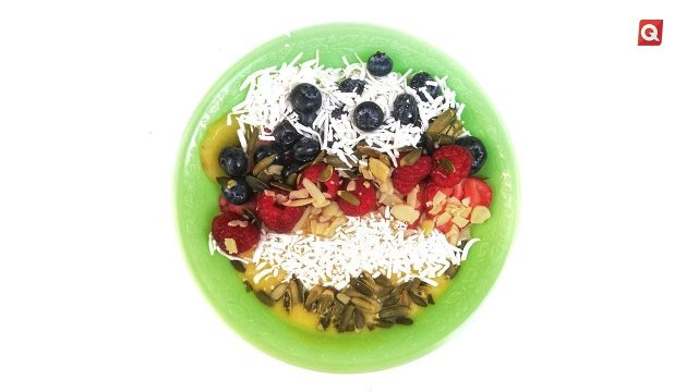 Smoothie bowl de piña – 2 Julio 2019 – #HEALTHY