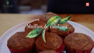 Biótica – Muffins de Calabaza Saludables