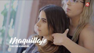 Fer Esquivel maquillaje para Rocío de la Vega
