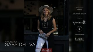 Making Of Gaby del Valle