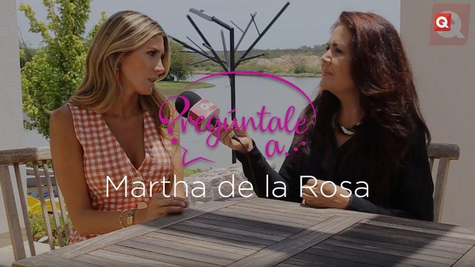 Martha de la Rosa – Amarme a mí misma