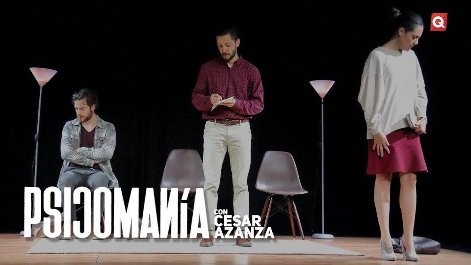 Psicomanía con Cesar Azanza