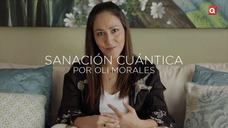 Sanación cuántica por Oli Morales