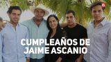 Cumpleaños de Jaime Ascanio
