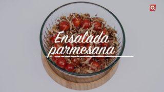 Ensalada parmesana