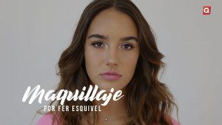 Fer Esquivel maquillaje para Pia Benavente