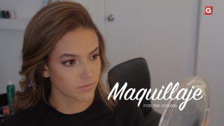 Fer Esquivel maquillaje para Renata Fernádez