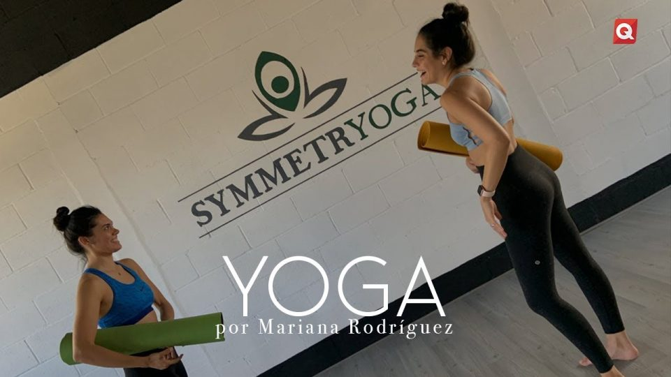 Yoga con Mariana Rodríguez