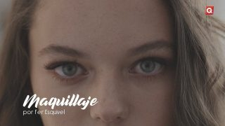 Fer Esquivel maquillaje para Danna Fernández