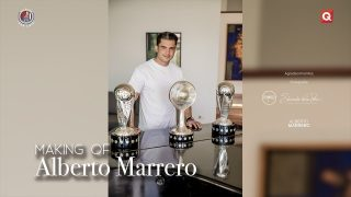 Making of Alberto Marrero