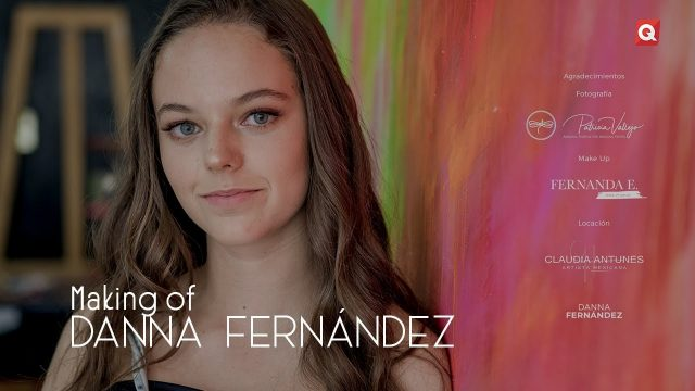 Making of Danna Fernández