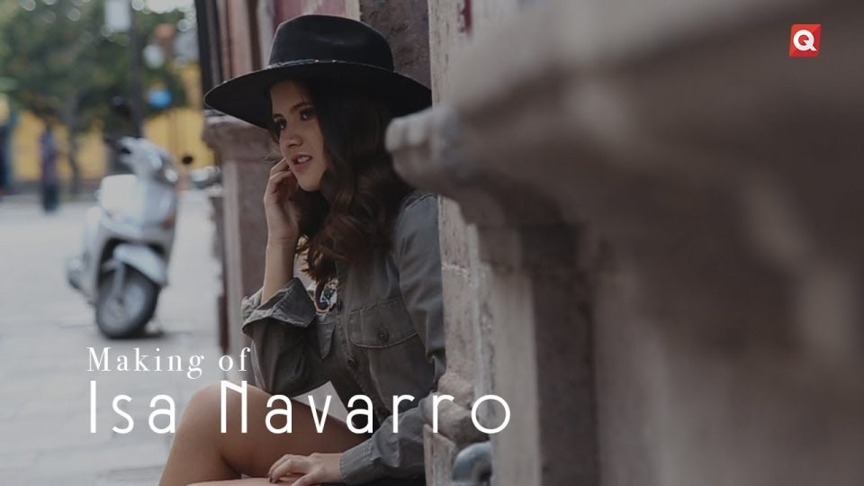 Making of Isa Navarro