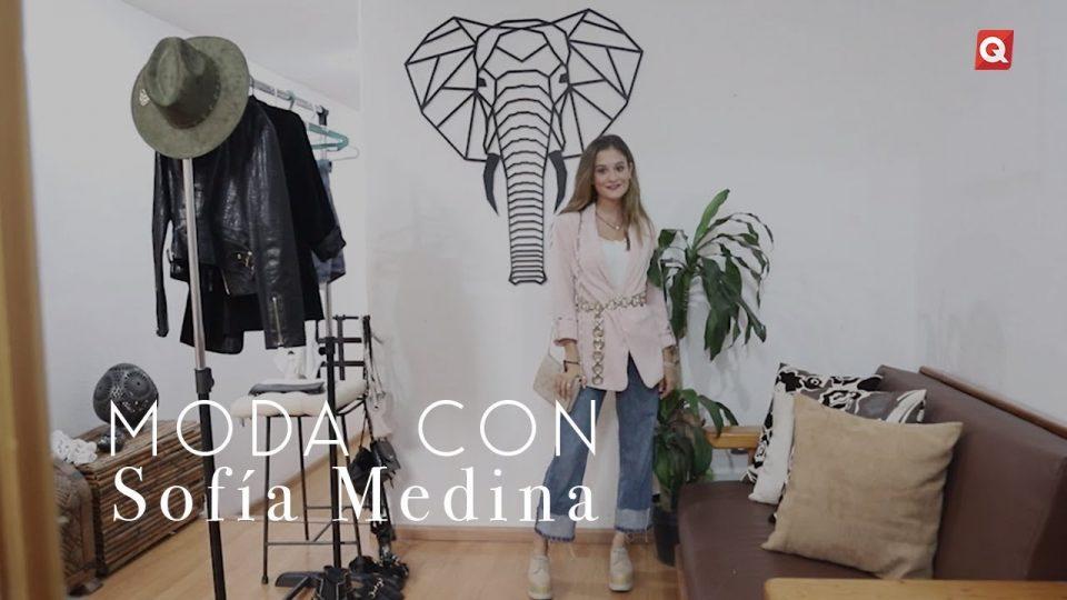 Moda con Sofía Medina