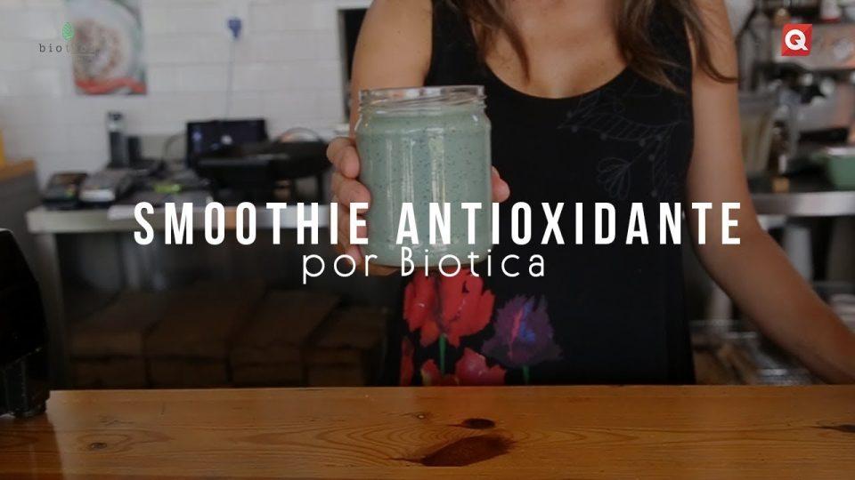 Smoothie antioxidante por Biotica