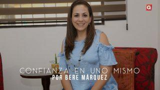 Confianza en uno mismo por Bere Márquez