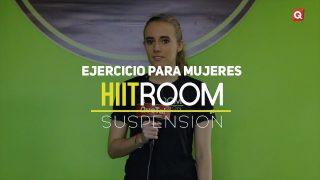 Ejercicio para mujeres con HIIT Room