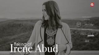 Making of Irene Abud