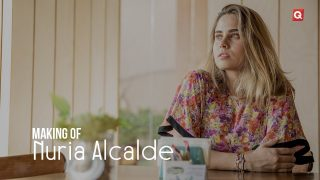 Making of Nuria Alcalde