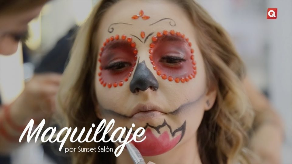 Sunset salón maquillaje para Gisela Favela