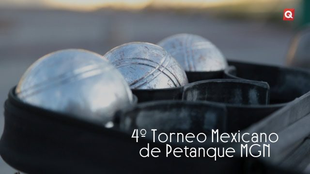 4º Torneo Mexicano de Petanque MGN