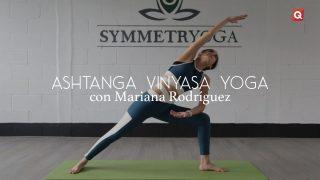 Ashtanga vinyasa yoga con Mariana Rodríguez