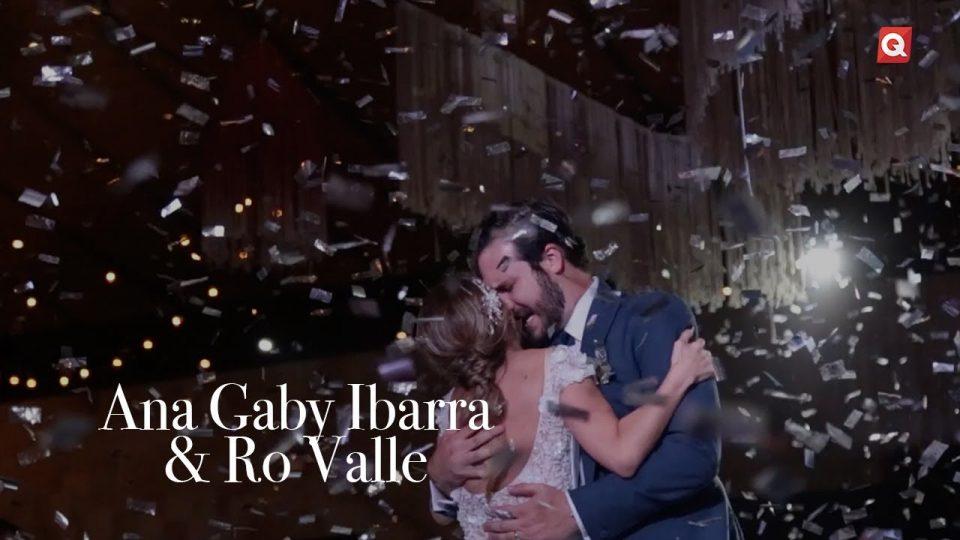 Boda de Ana Gaby Ibarra y Ro Valle