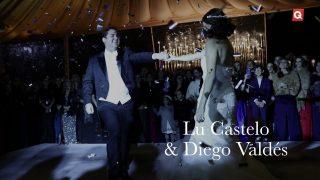 Boda de Lu Castelo y Diego Valdés