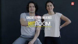 Circuito para mujeres con HIIT ROOM