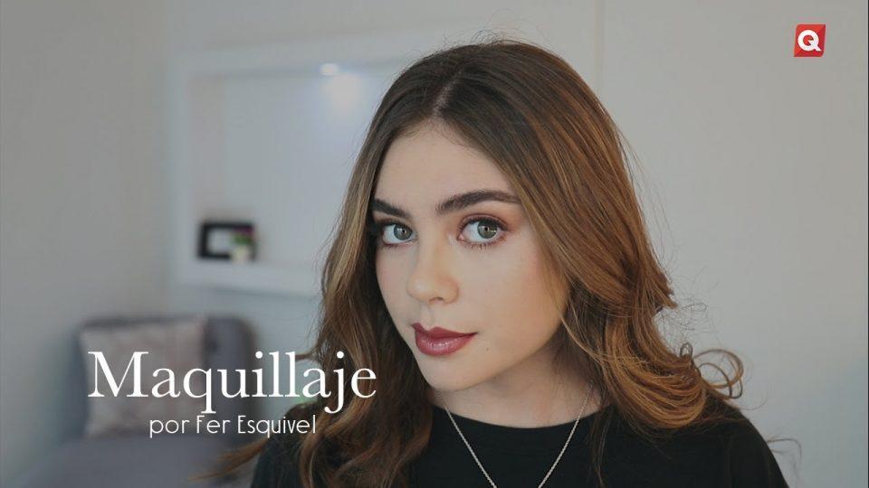 Fer Esquivel maquillaje para Carmina Navarro