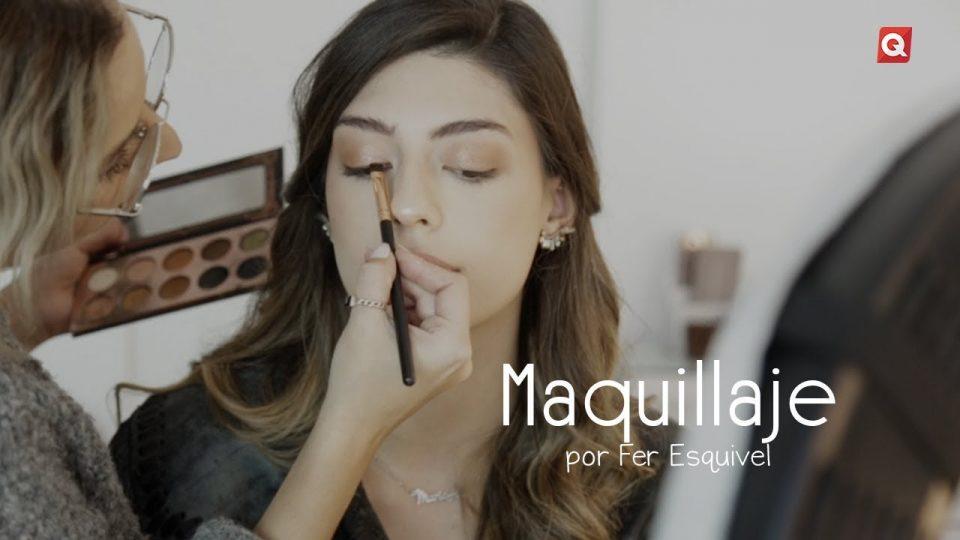 Fer Esquivel maquillaje para Marijo Macías