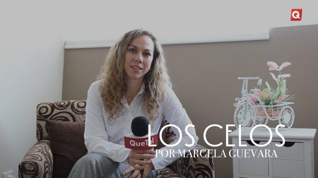 Los celos por Marcela Guevara