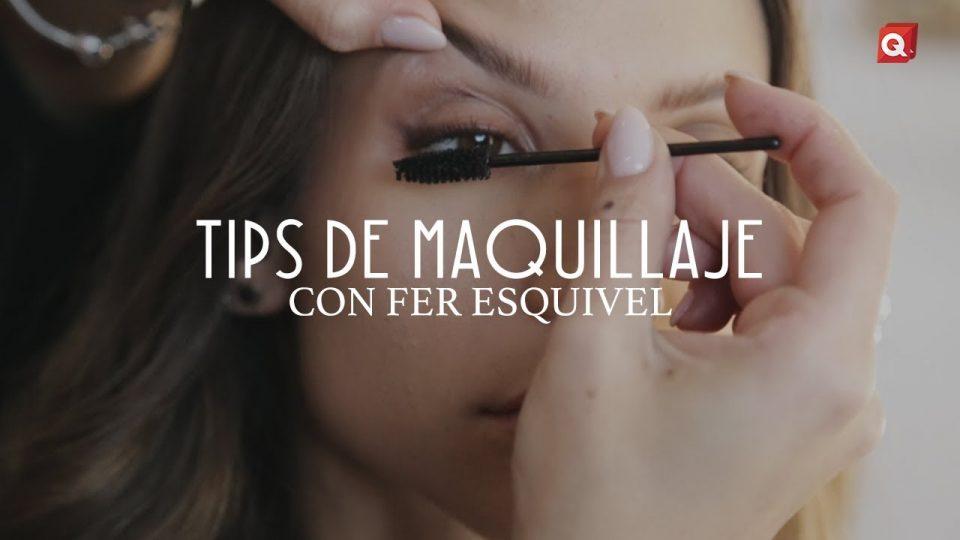 Tips de maquillaje con Fer Esquivel