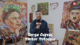 Jorge Cuevas Pintor Potosino