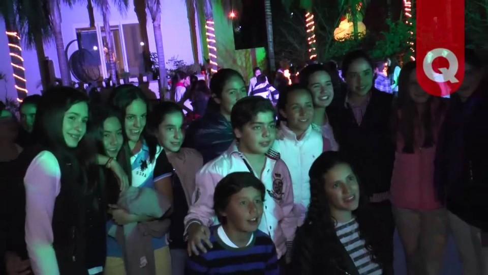 Estudio Q-Cumpleaños Juan Pablo Payán, 23 de Diciembre 2014