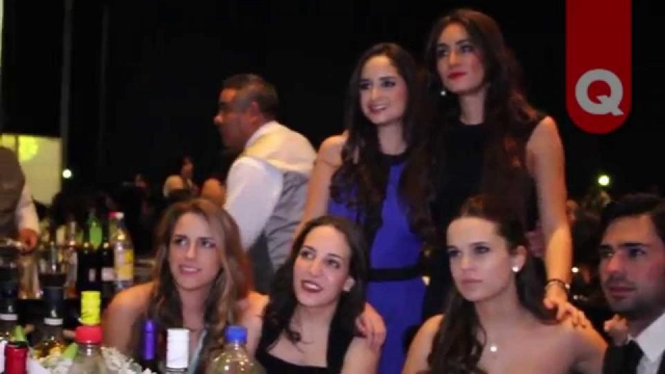 Estudio Q – Graduación del Tec de Monterrey – 09 de Diciembre 2014